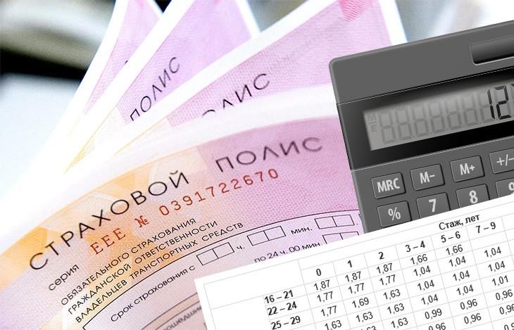 тарифы на ОСАГО 2021