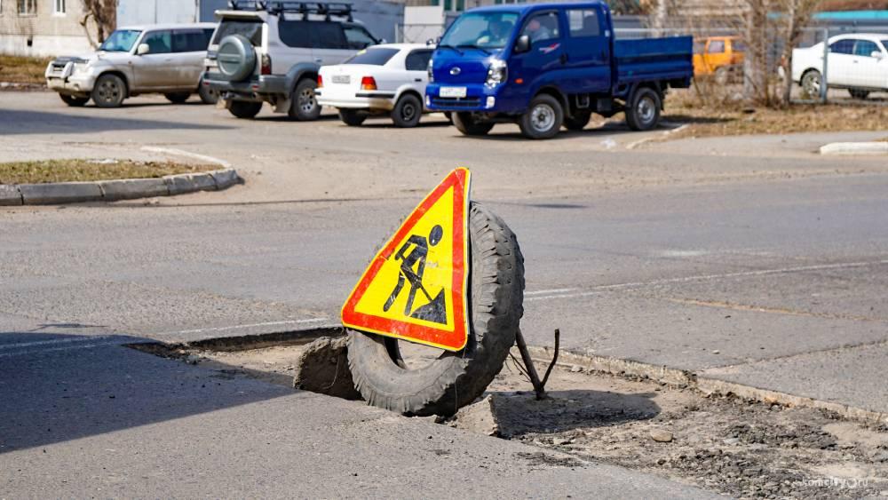 ямы на дороге - покрытие ОСАГО